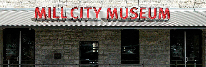 Mill City Museum.