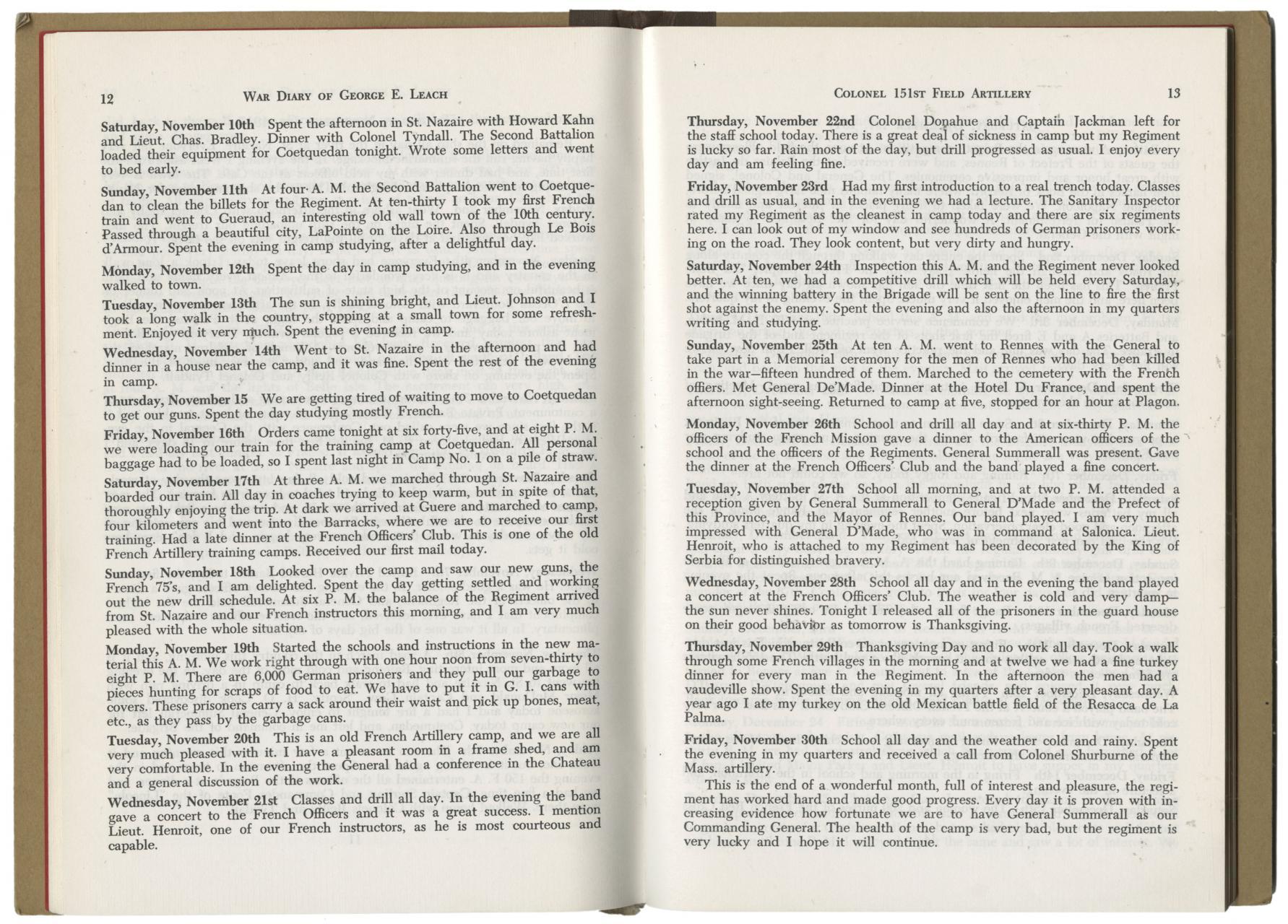Leach book