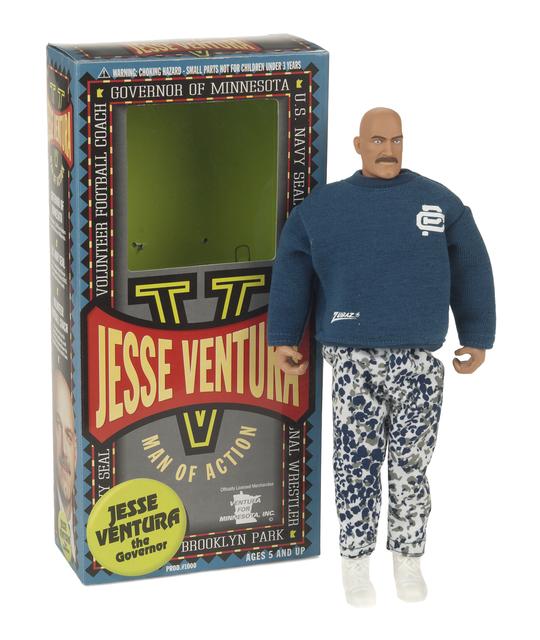 Jesse Ventura action figure