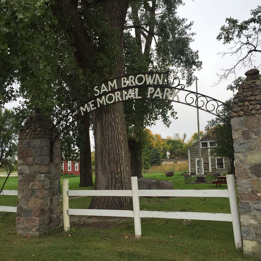 Sam Brown Memorial Park