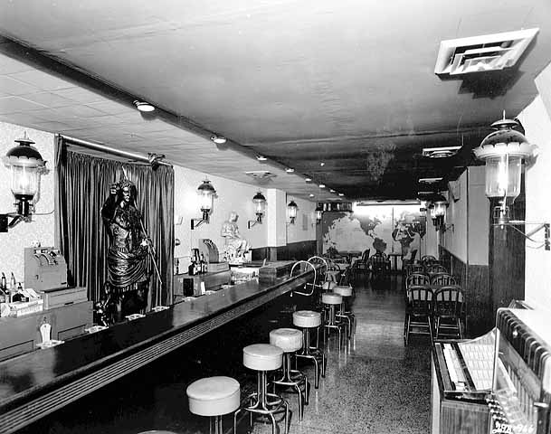 Photo of bar interior