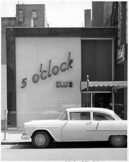 Image of 5 o'clock club
