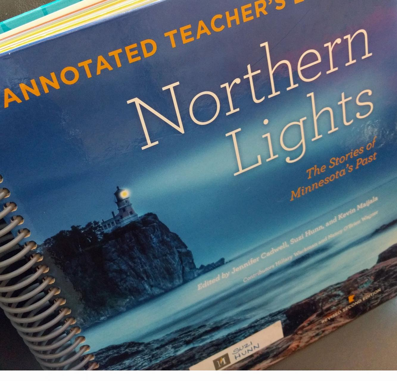 Cover of Northern Lights Teacher's Edition
