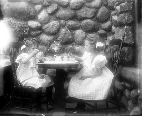 tea party photo