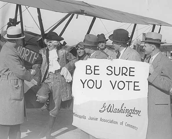 Photo to vote