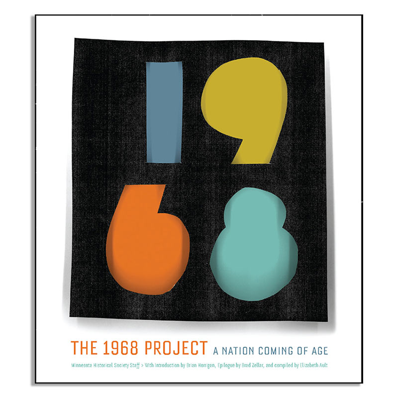 The 1968 project book.