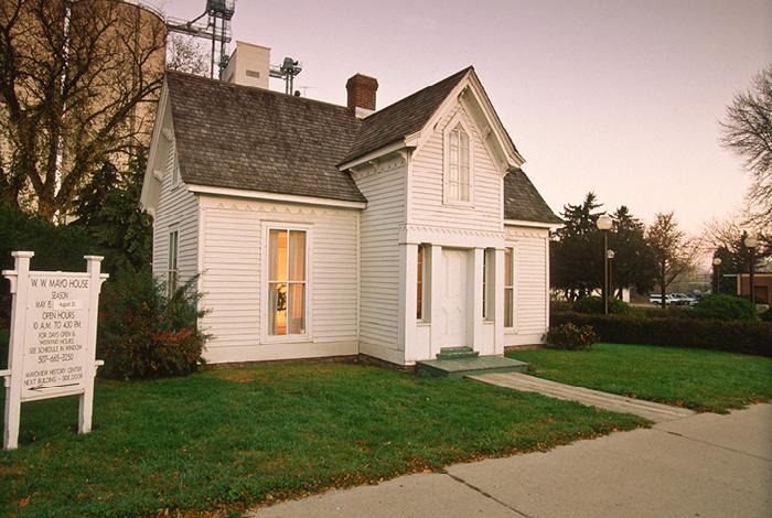 WW Mayo House.