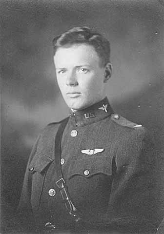 Lt. Charles A. Lindbergh