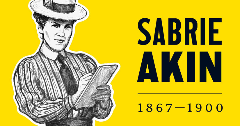 Sabrie Akin.