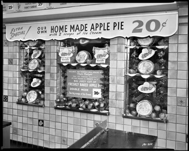 ad for pie