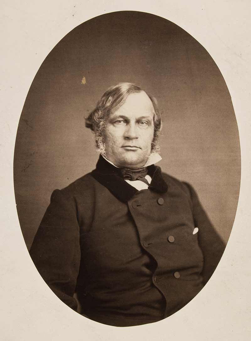 Portrait of Alexander Ramsey