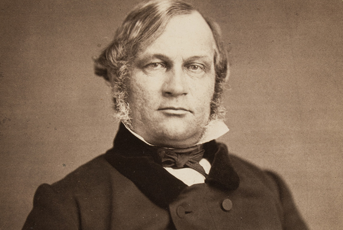 Alexander Ramsey.