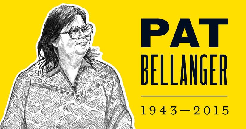 Pat Bellanger.