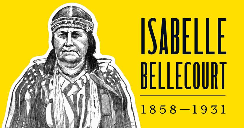 Isabelle Bellecourt.
