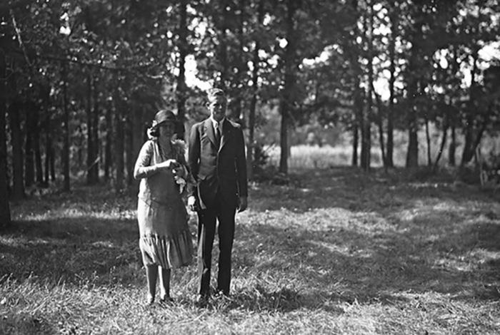 Lindbergh family.