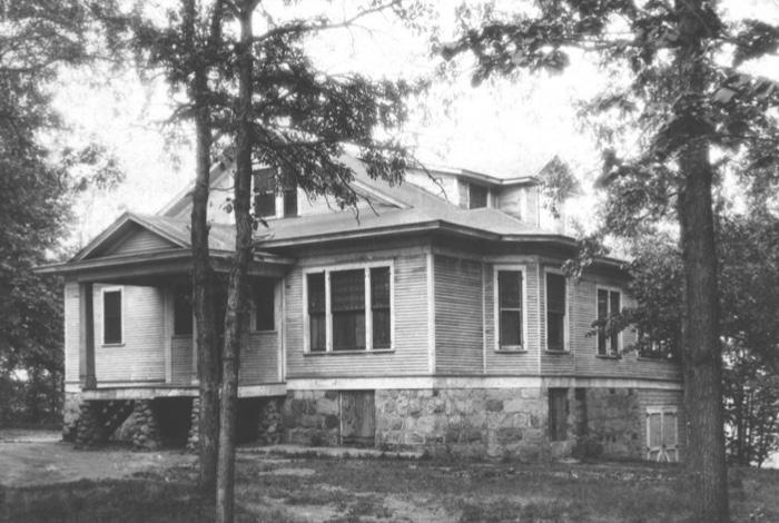 House restoration.