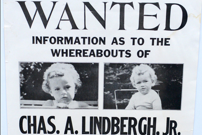 Kidnapping and Trial | Charles Lindbergh House and Museum | MNHS