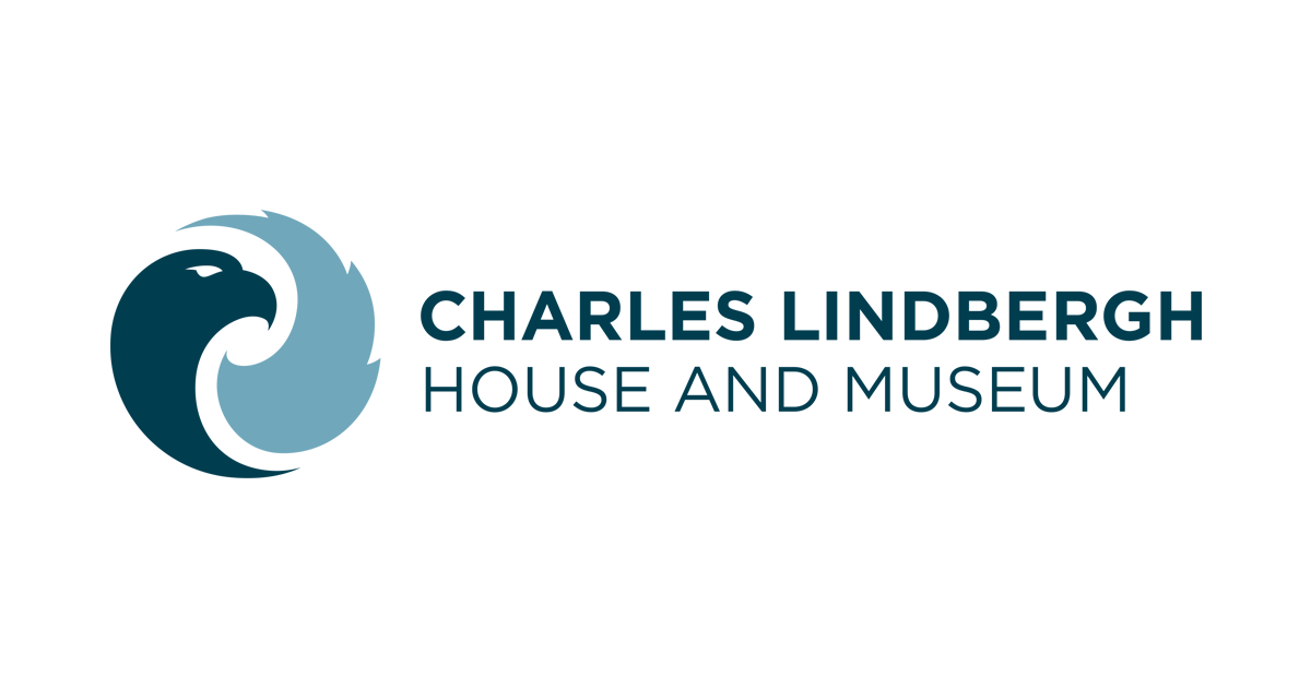 Charles Lindbergh House and Museum logo