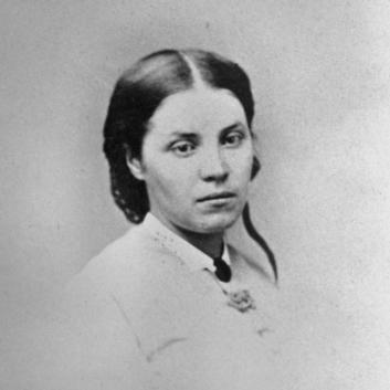 Portrait of Caroline Hall