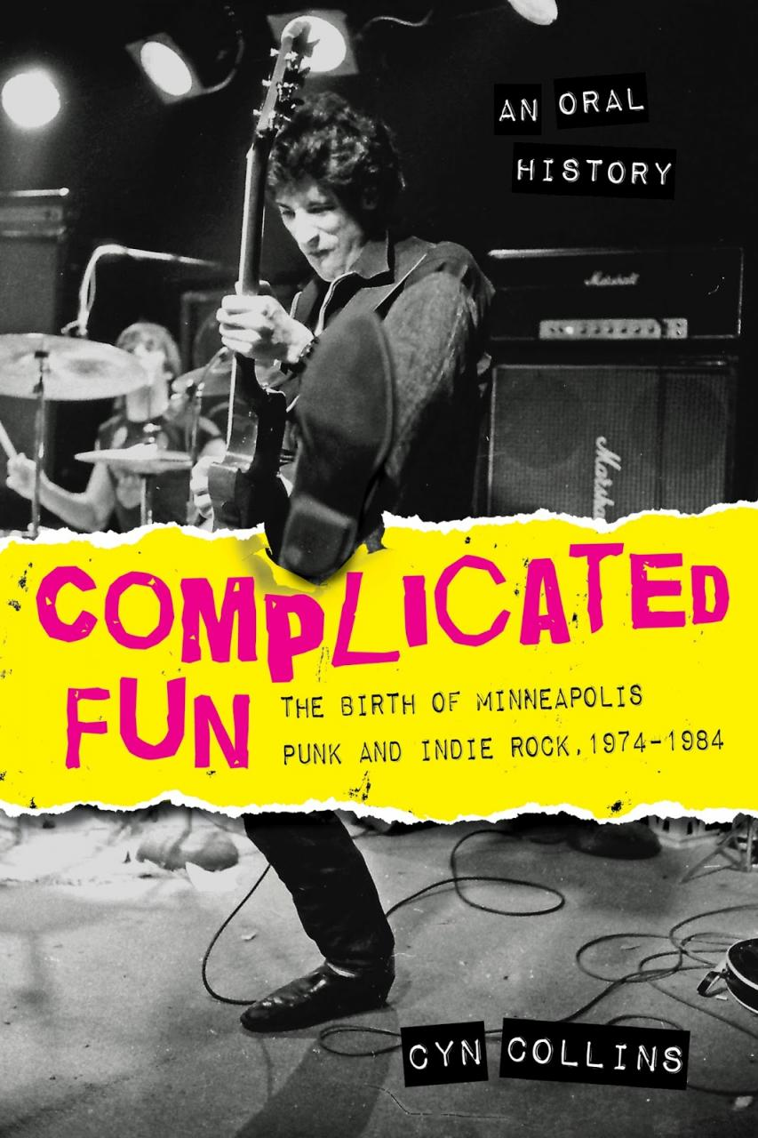 Book Cover For Complicated Fun