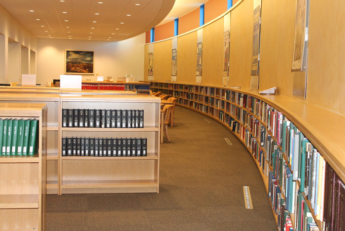 Contact Gale Family Library.