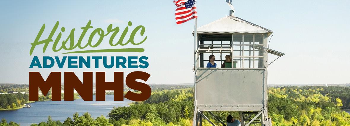 Historic adventures MNHS.