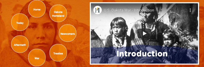U.S.-Dakota War of 1862.
