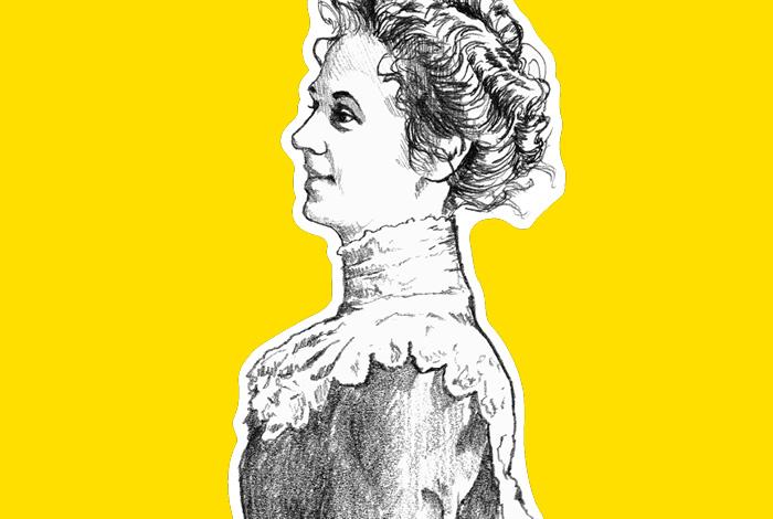 Cora Smith Eaton.