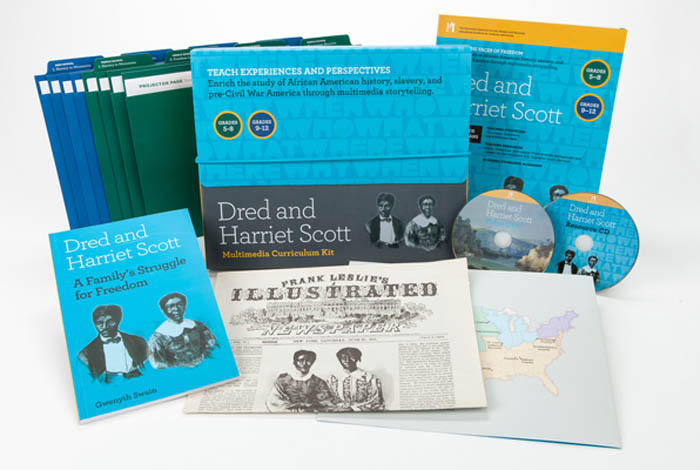 Dred and Harriet Scott Multimedia Curriculum Kit.