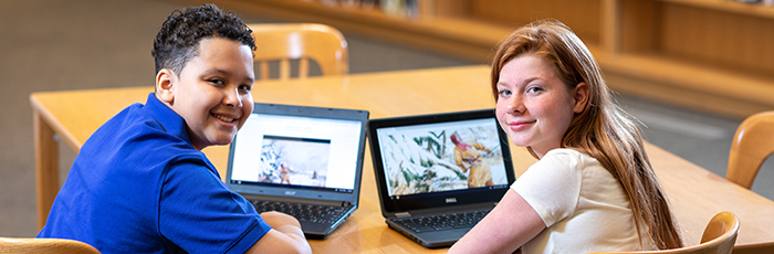 Distance learning resources.