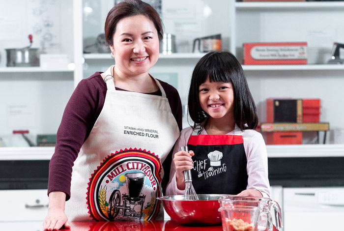 Family Baking Workshop: Holiday Traditions.