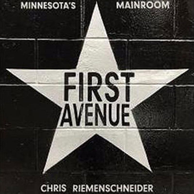 The First Avenue book.