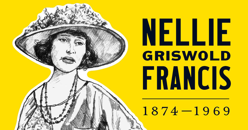 Nellie Griswold Francis.
