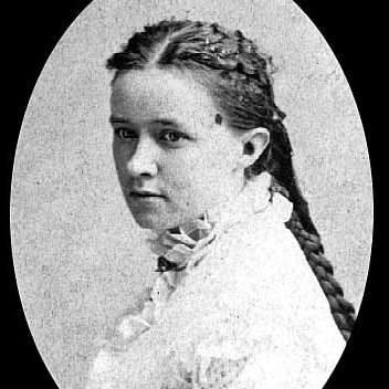 Portrait of Garaphelia Kelley