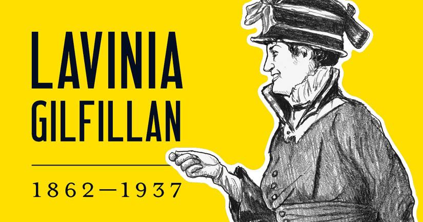 Lavinia Gilfillan.