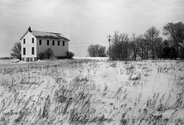Grange Hall, Pleasant Grove, 1973