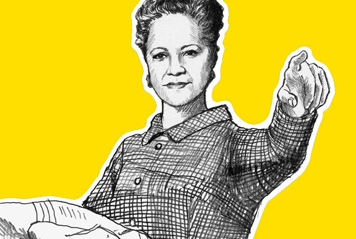 Anna Arnold Hedgeman.