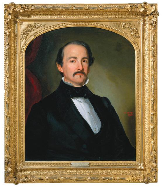 Henry Hastings Sibley.