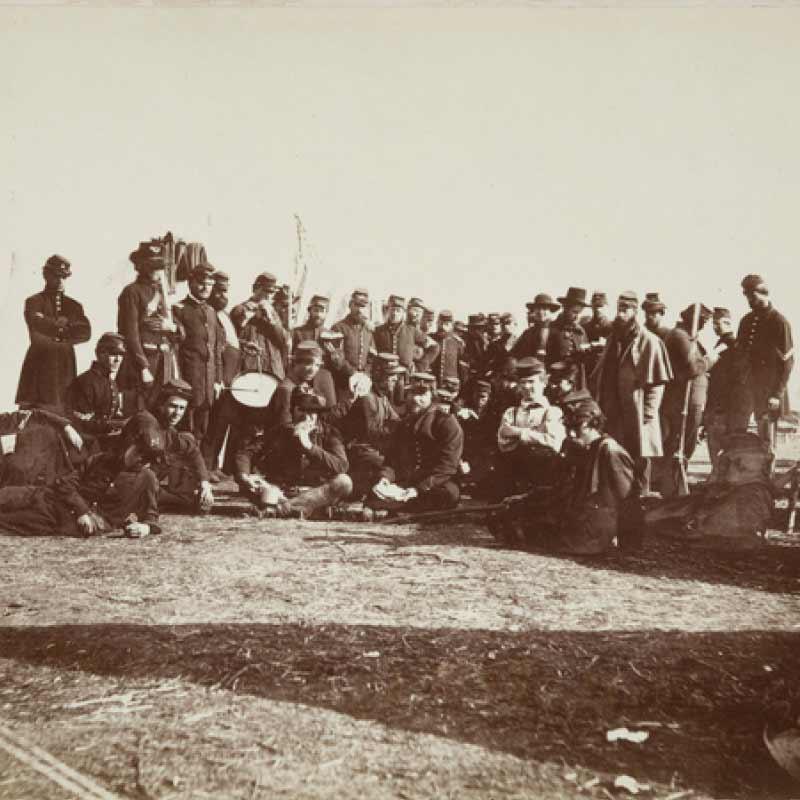 The Civil War (1861-1865).