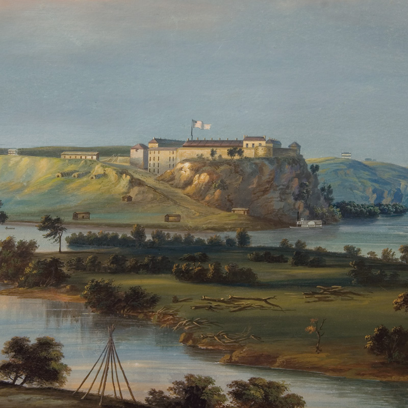 The Expansionist Era (1805-1858).