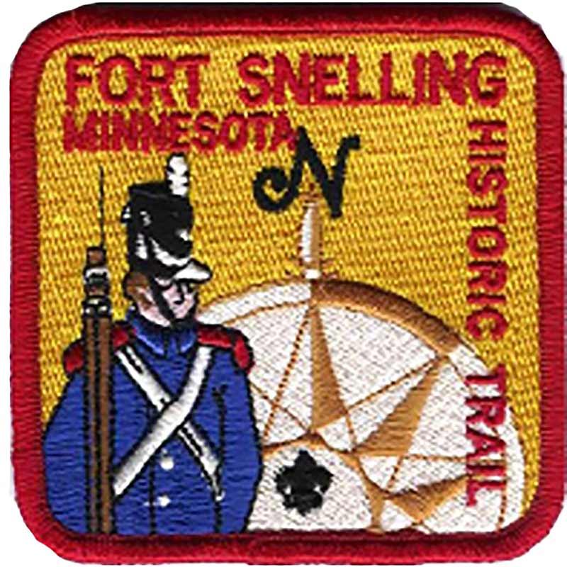Historic Trails Award badge.