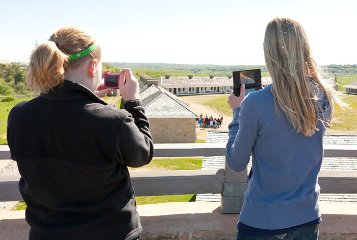 Share your Fort Snelling experience.