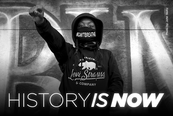 History is Now.