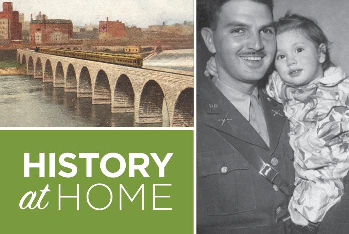 History at Home.