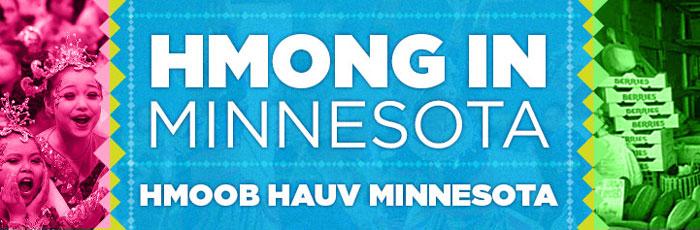 Hmong in Minnesota.
