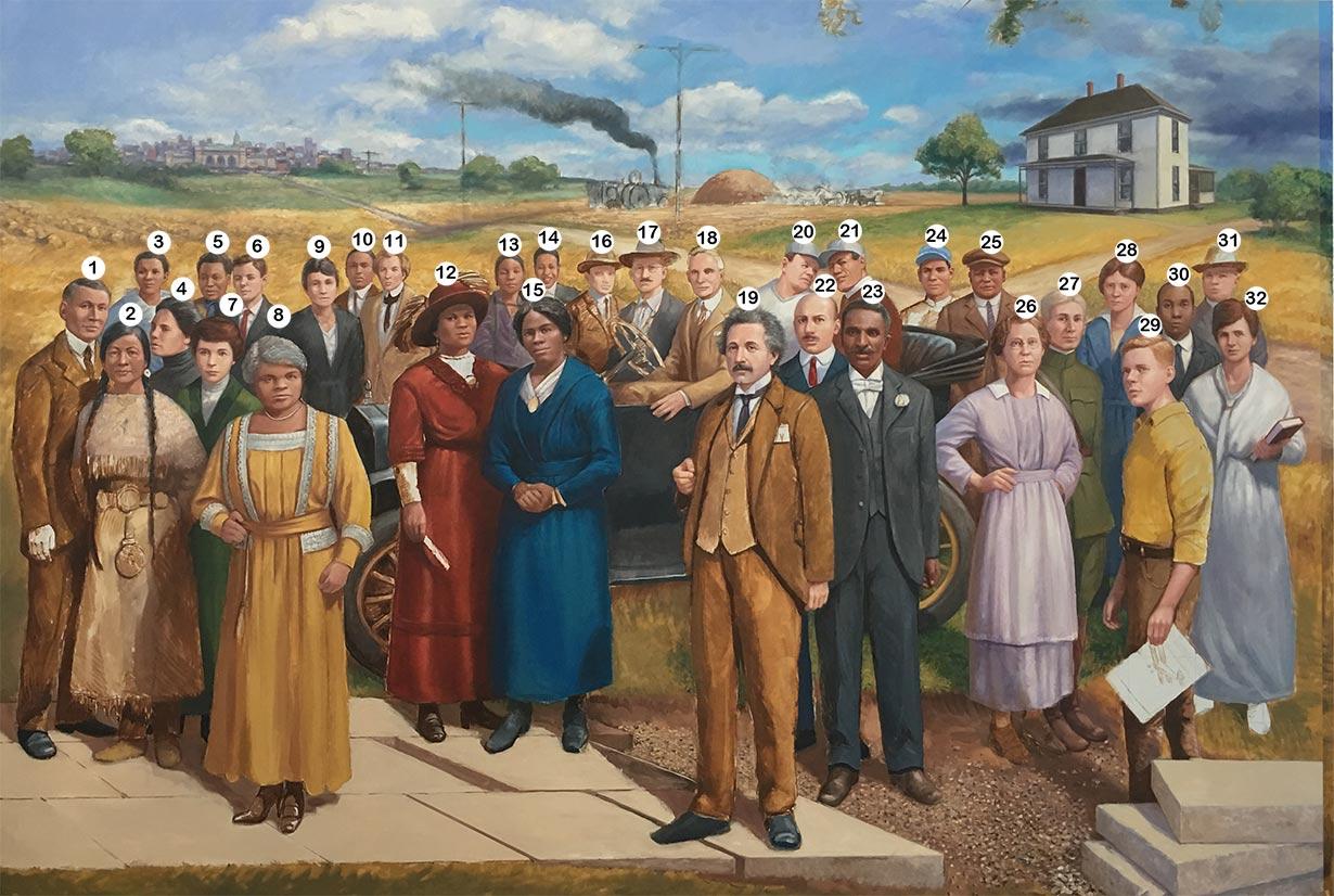 mural panel