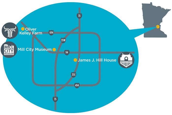 Metro Loop: Industry field trip examples.