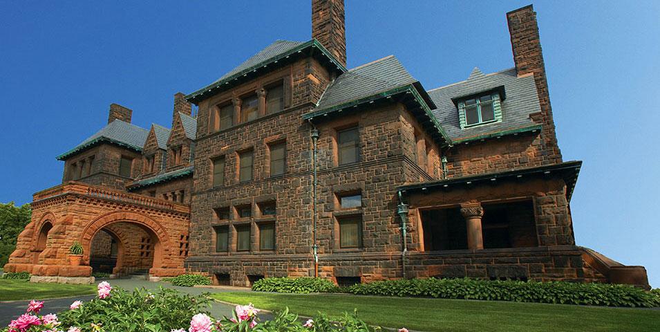 James J. Hill House.