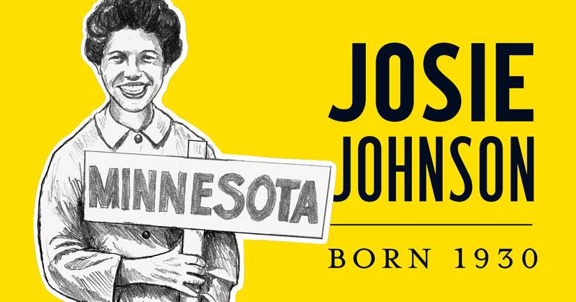 Josie Johnson.