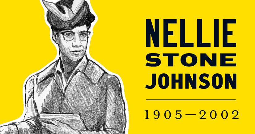 Nellie Stone Johnson.